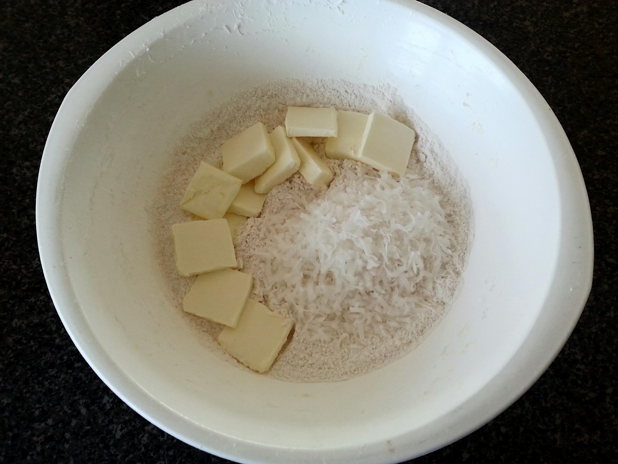Coconut Scones - Nutrition Thyme RD