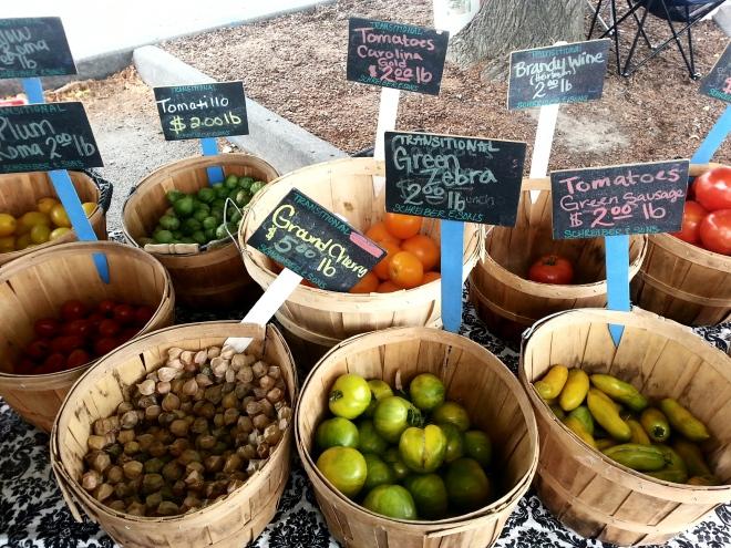 WW Farmer's Market - The Kitchen Bistro