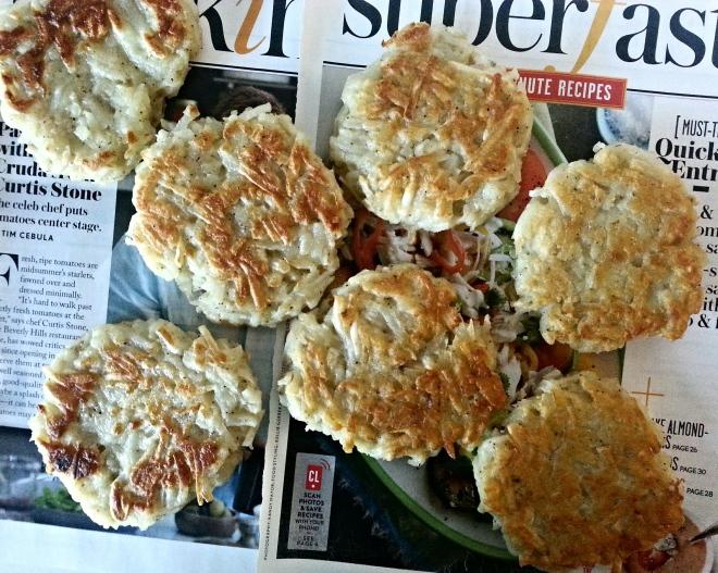 Potato Pancakes - The Kitchen Bistro