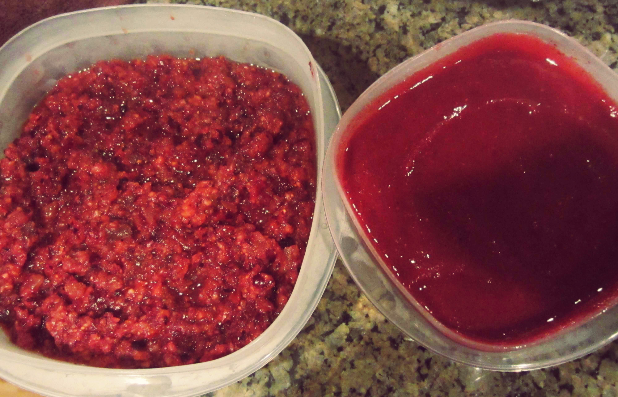 Cranberry Relish - Nutrition Thyme RD