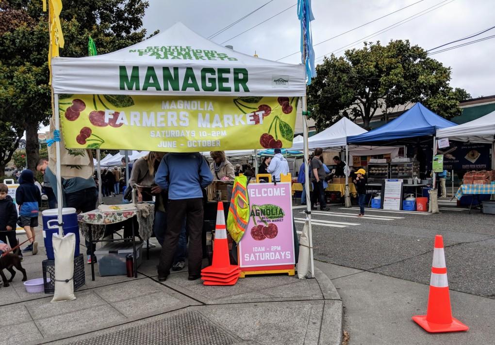 Magnolia Farmer's Market - Nutrition Thyme RD